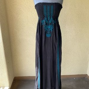 Black Maxi Dress (Never Worn)